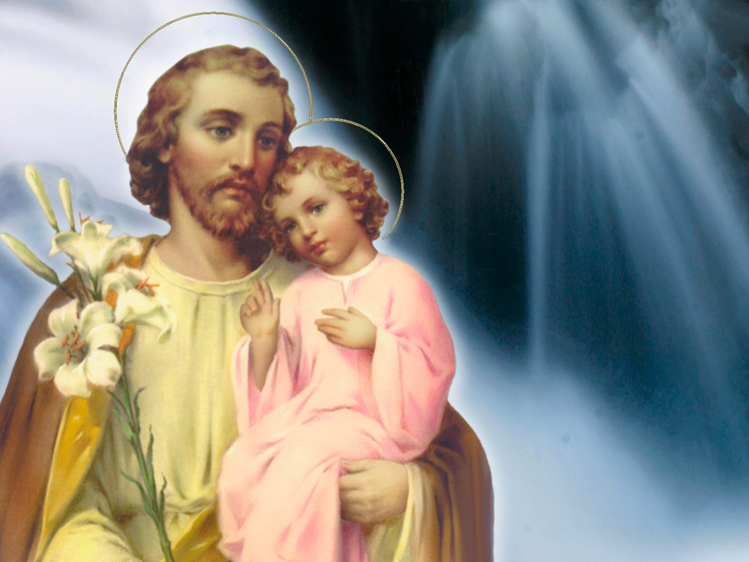 Join Us for Mass This Father's Day