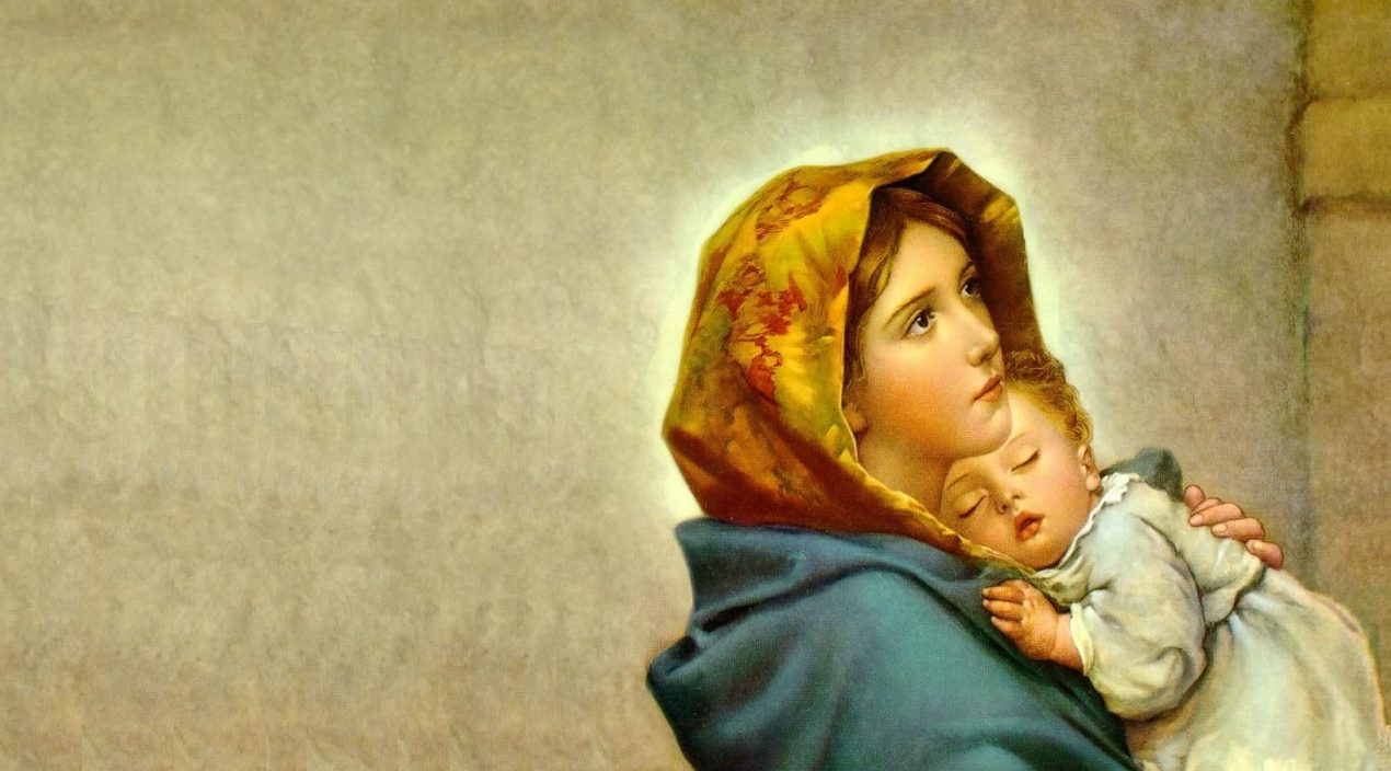 Mass Reflection for the Solemnity of Mary, Mother of God (2020)