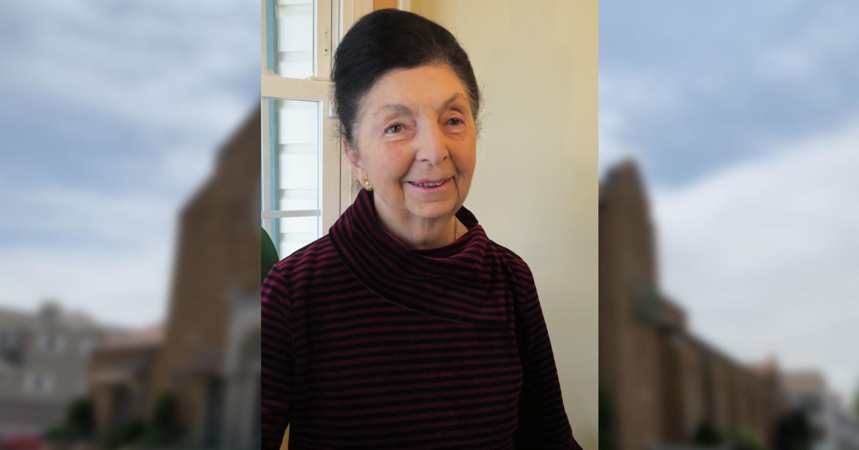 Know Your Fellow Parishioner: Mary Ann Hascher