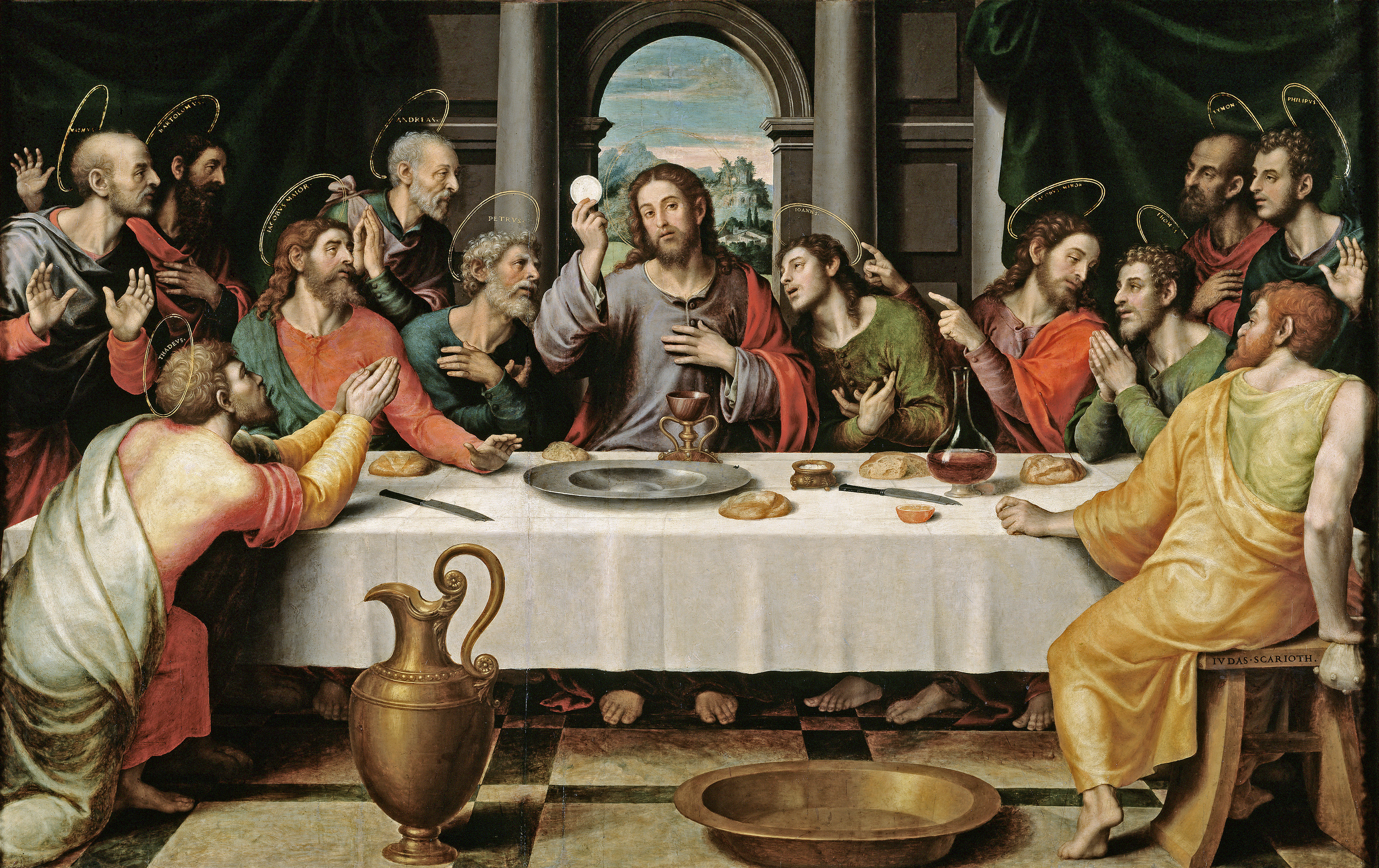 Holy Thursday Reflection (2020)