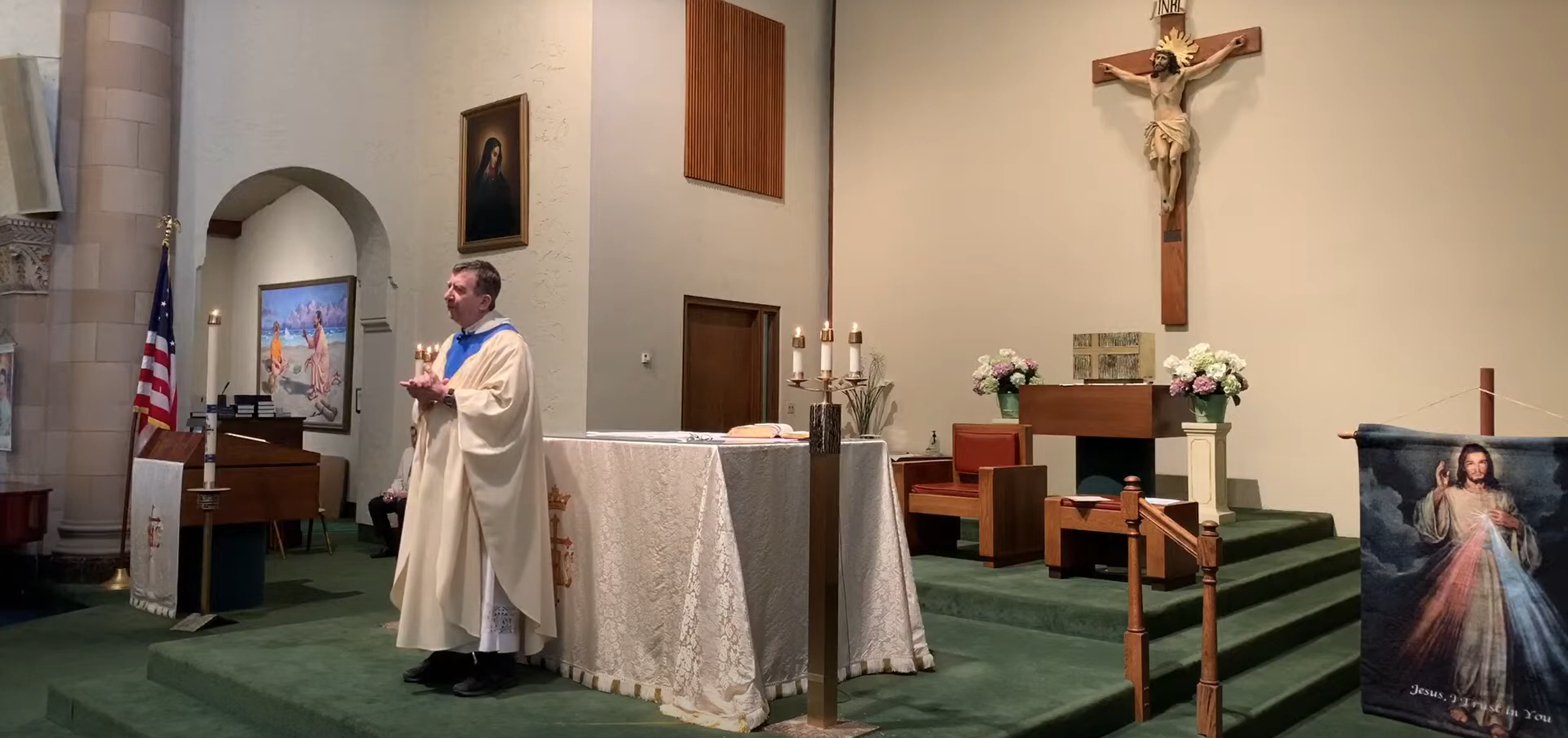 Mass Reflection (May 24, 2020)