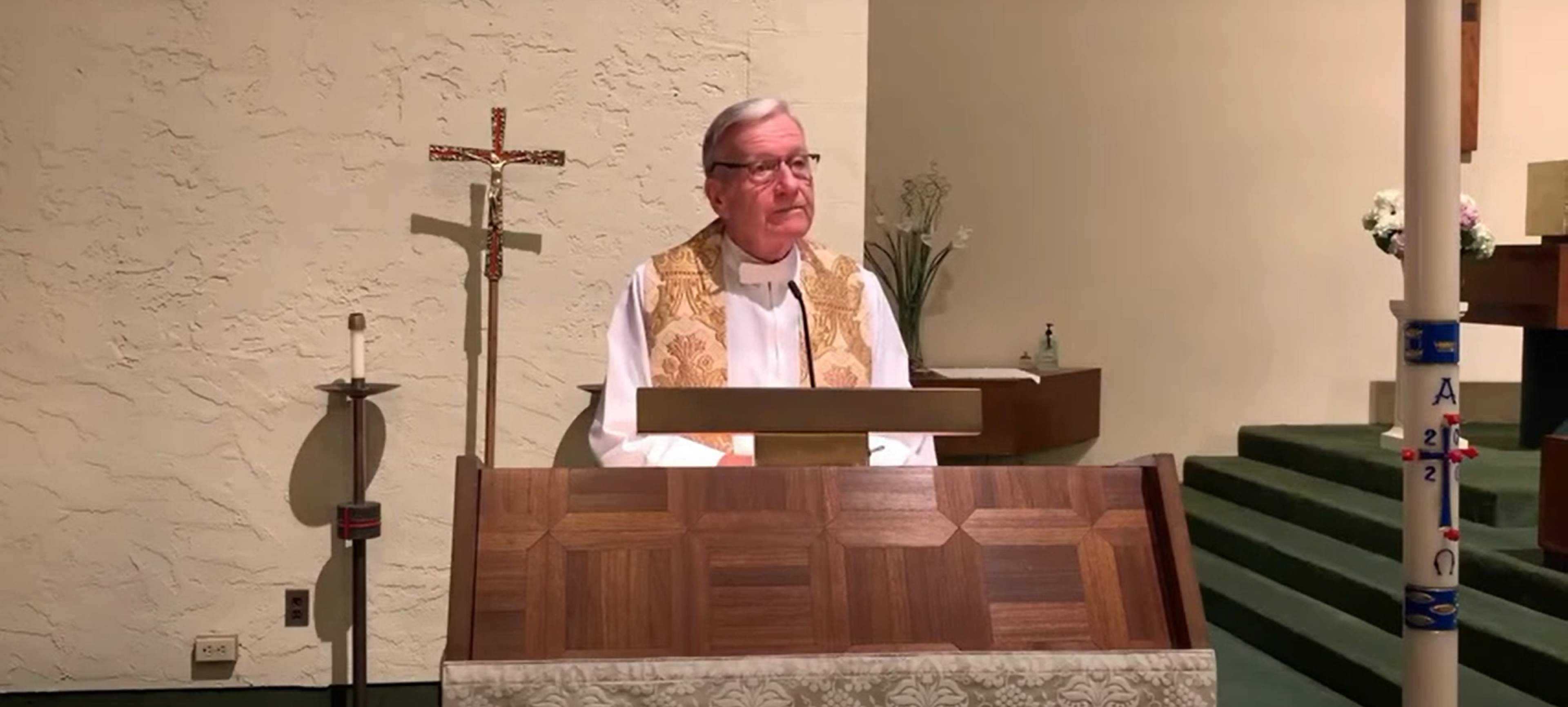 St. Damien Parish Guidelines to Reopening from Our Pastor, Fr. Michael Rush