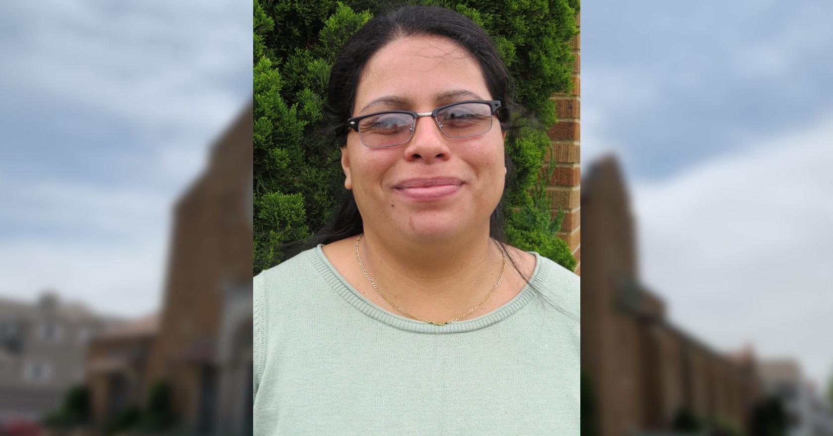 Know Your Fellow Parishioner: Rosalia Gil